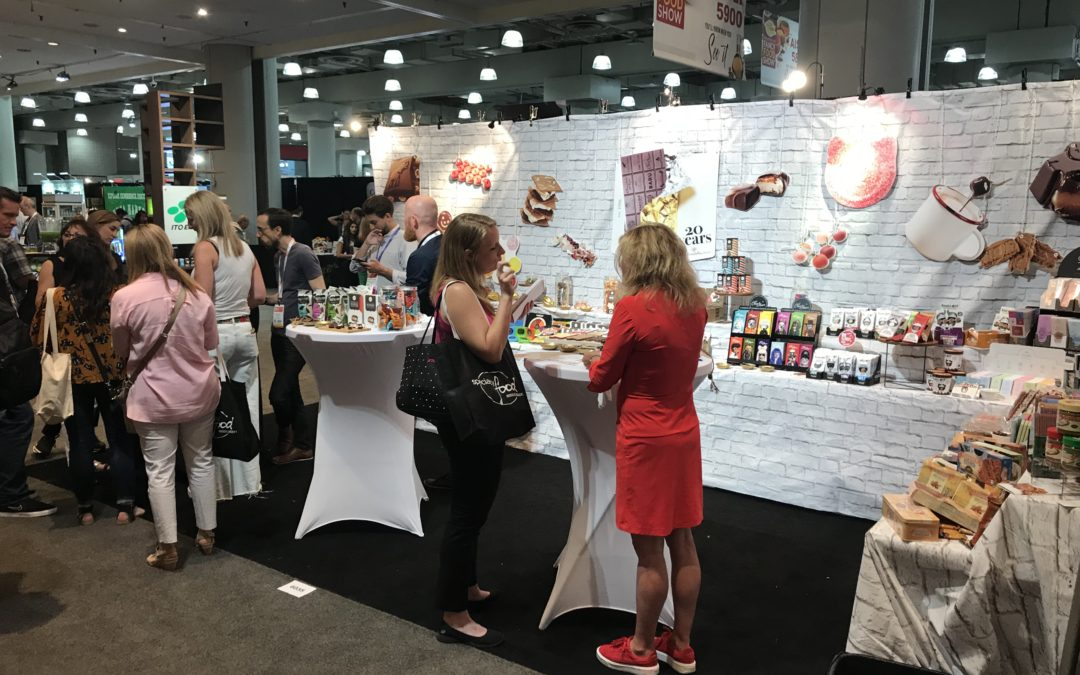 Winter Fancy  Food Show 2019