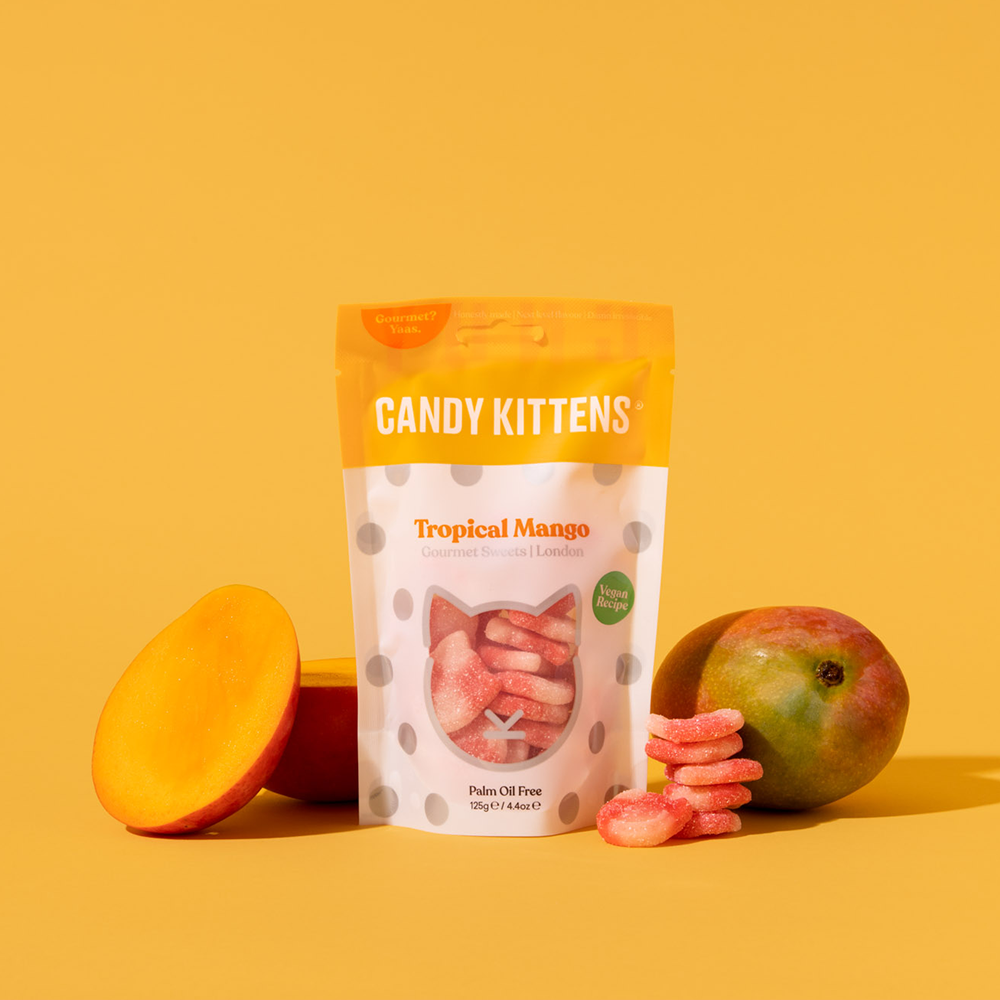 Candy Kittens Tropical Mango Lifestyle