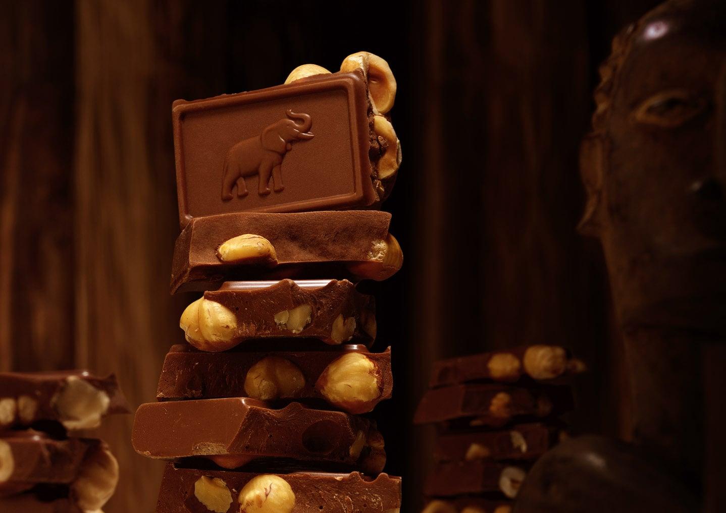 Côte d'Or Hazelnuts in Milk Chocolate-min
