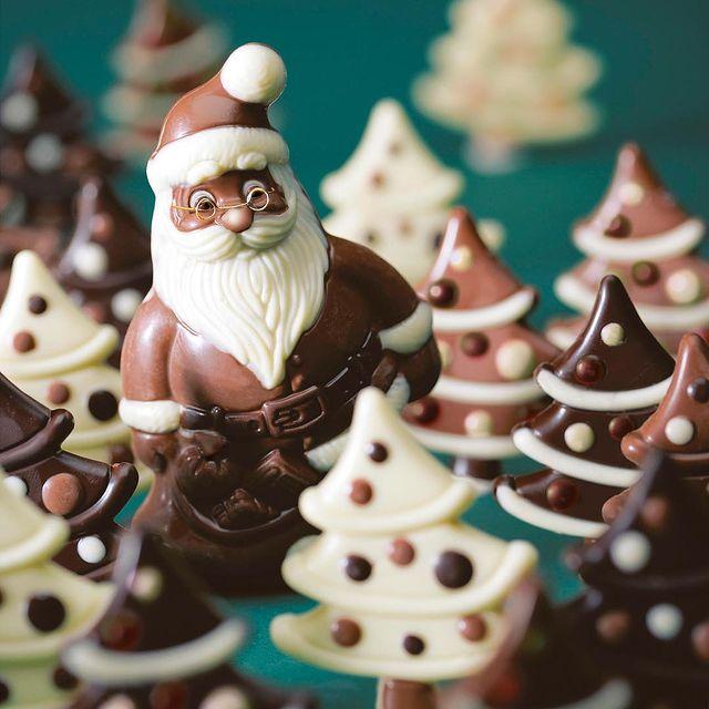 Nirvana seasonal chocolate