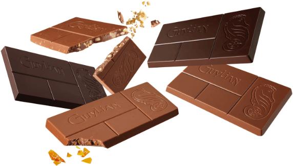 Guilian Chocolate Bars