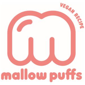 Mallow Puffs LOGO_VEGAN sq