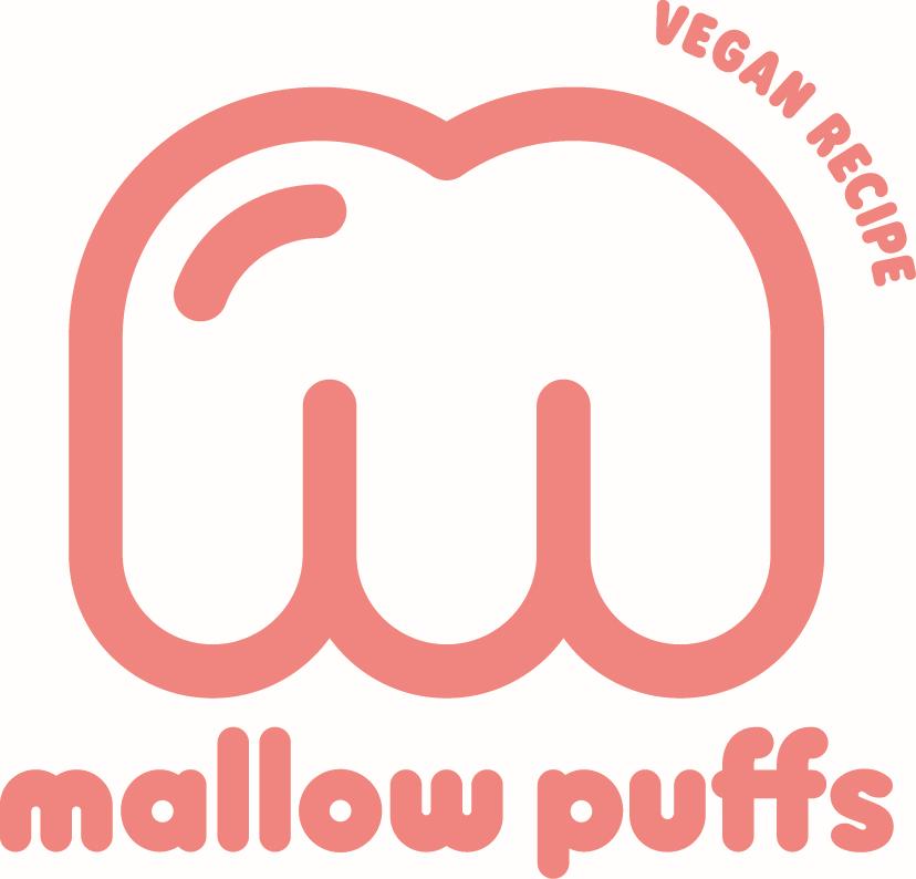 Mallow Puffs LOGO_VEGAN
